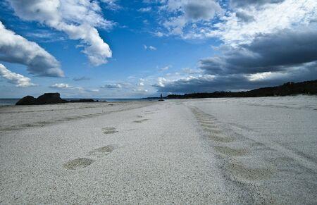 Sabbia Sula Orme