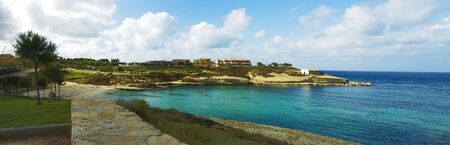 Overview of the walk to Porto Torres