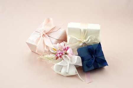 material to make favors for weddings, communions and baptisms