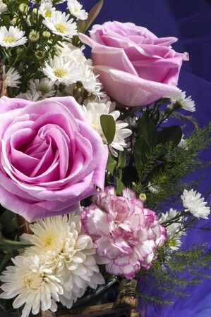 mothering: bouquet of flowers for Women