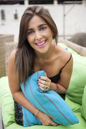 ecuadorian: a beautiful woman Ecuadorian