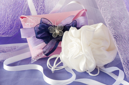 wedding favors for wedding and first communion photo