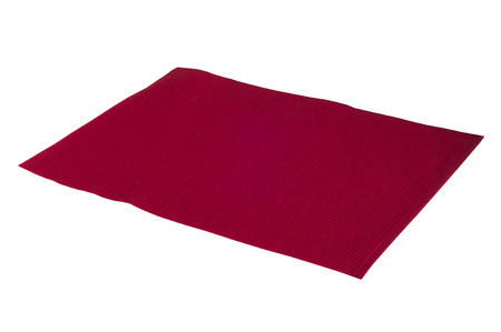 placemats: Two placemats for breakfast, lunch and dinner