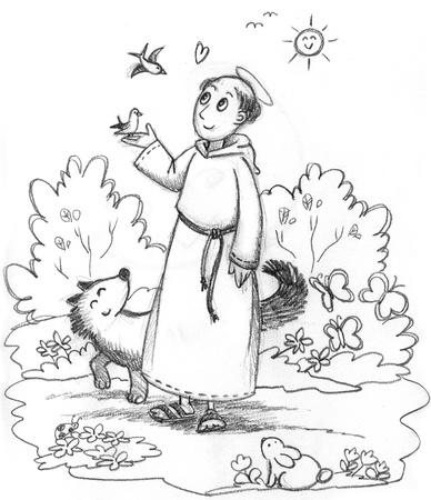 Parroquia La Inmaculada: Recursos San Francisco de Asís (4 octubre)