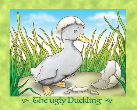 duckling: The ugly duckling
