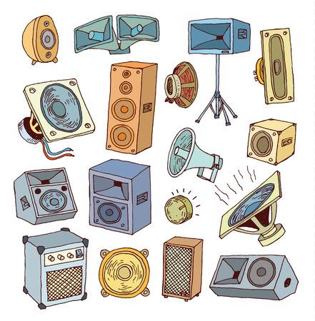 speaker icon: Speaker icon.