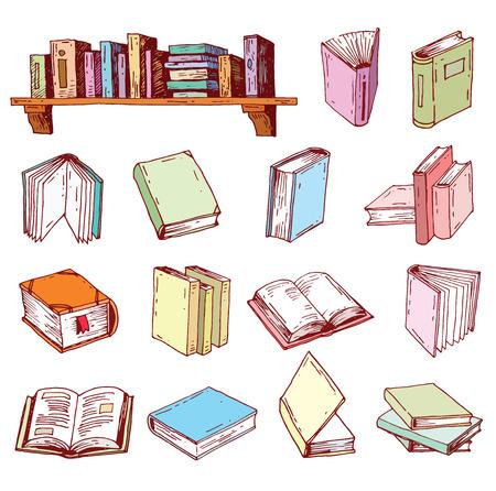 Icona di Libro isolato, illustrazione vettoriale. Archivio Fotografico - 44505443