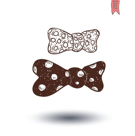 black bow: Black Bow Tie