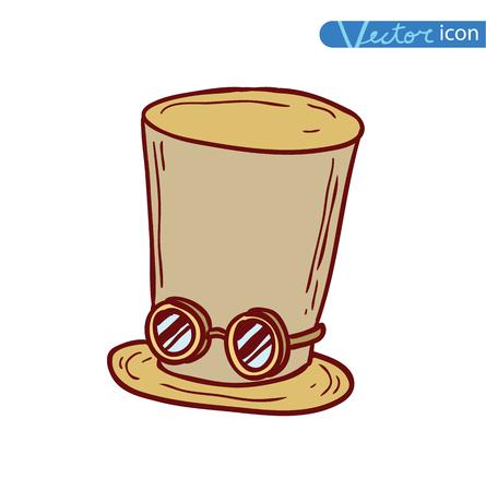 steampunk goggles:
