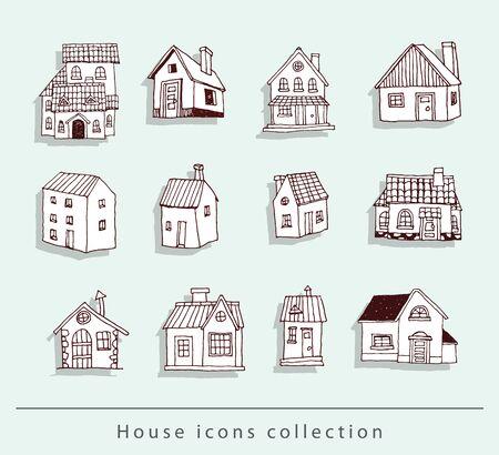 tepee: House icon, vector illustration.