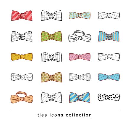 knot work: Ties and Bow Ties