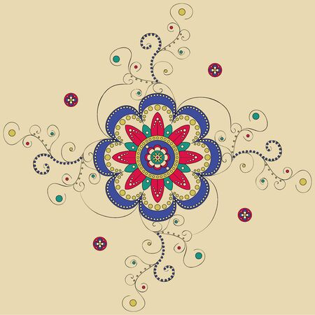 mandala: Hindu Mandala