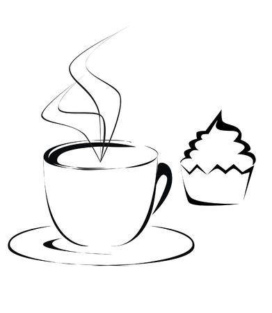 Clipart Kuchen Kaffee Hausrezepte Von Beliebten Kuchen
