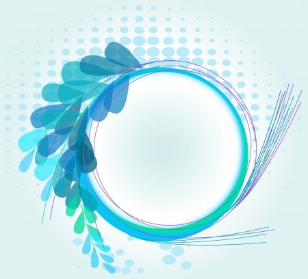Fresh abstract background Vector
