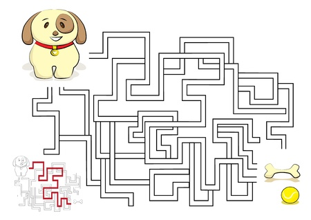 maze game: Maze game for kids