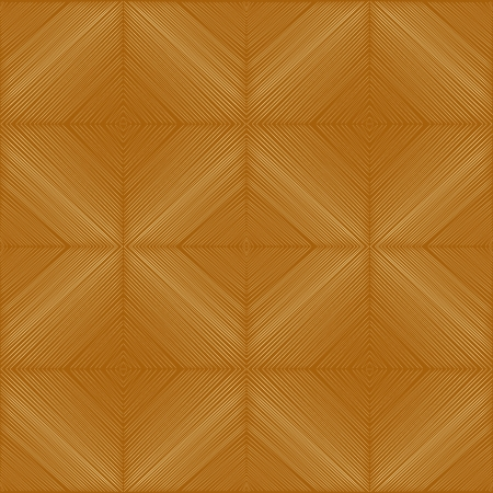 Wood mosaic tile Vector