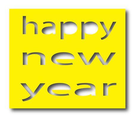 Happy New Year Stock Vector - 16913167