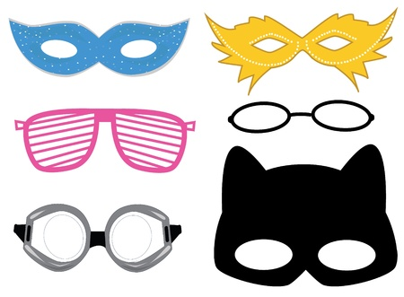 swimming goggles: Masks and glasses set