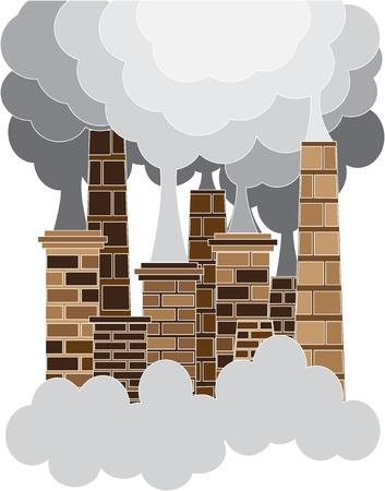 contamination: Pollution concept