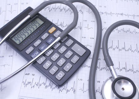 medical expenses: Medical expenses concept