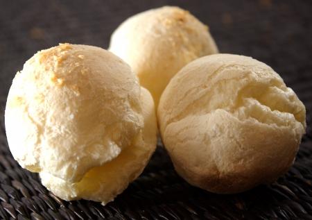 Cheese buns  Brazilian Pao de Queijo