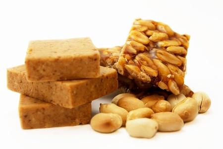 cacahuate: Cacahuetes dulces golosinas Foto de archivo