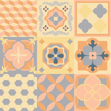 idraulico: Idraulico piastrelle mosaici d'epoca