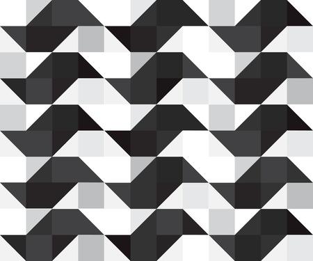 Sao Paulo seamless pattern Ilustração