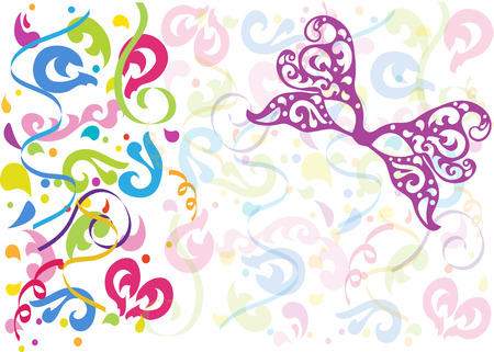 carnaval: Colorful Carnival Background