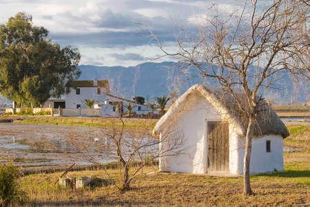 hut photo