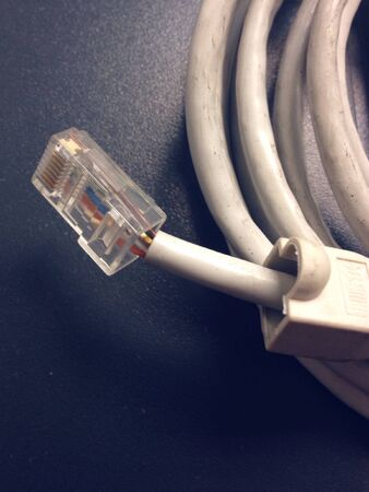 red: Cable Net desde una impresora