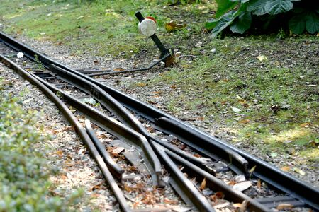 turnouts: Railway switches and crossings