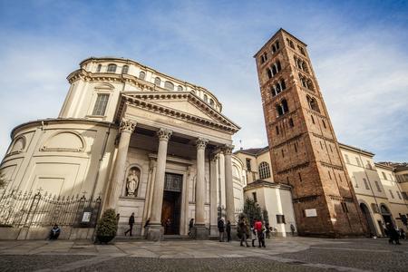 priori: Church of the Consolata - Torino