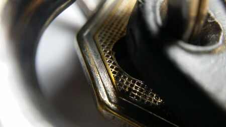 Sleutelhanger Stockfoto - 80204267