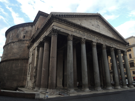 panteon agrippa rome Sajtókép