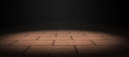 Tiling detail with dramatic light Stock Photo - 7496614