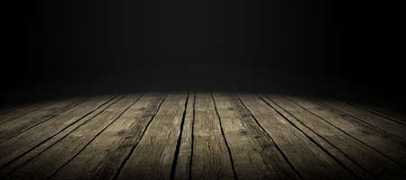Detail of wood floor with dramatize ligth Stock Photo - 7496593