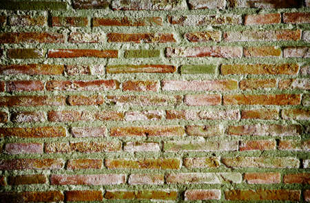 detail of brick wall Stock Photo - 8141947
