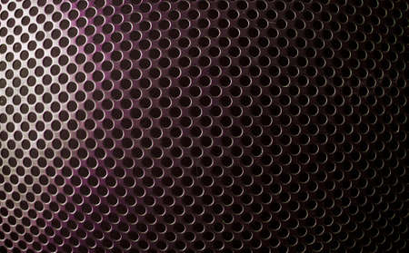 metal net: Industrial background with plate with holes