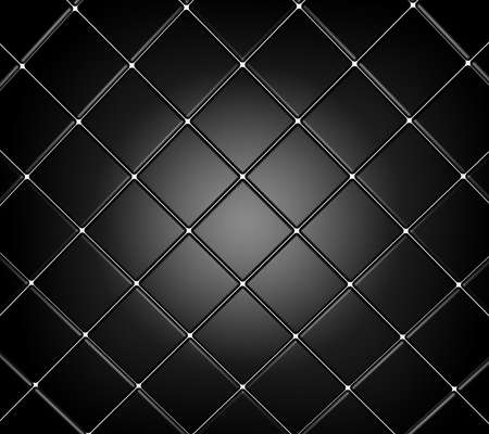 Black shiny tile surface background