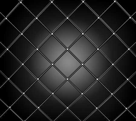 Black shiny tile surface background