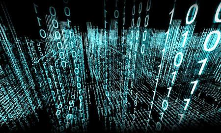 codigo binario: Resumen de antecedentes 3d, Lenguaje Binario
