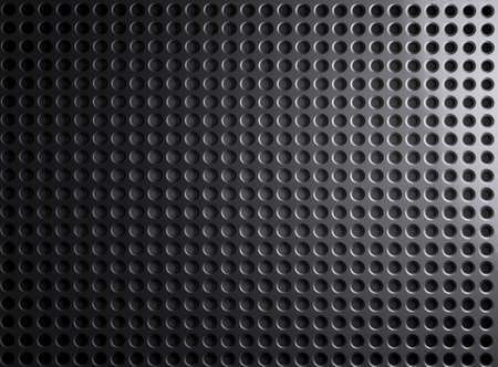 3d background metal grid texture photo