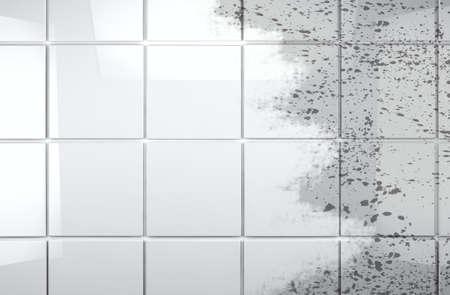 achtergrond schoonmaak concept en huishoudelijk werk