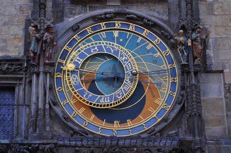 praga: Reloj astronomico de Praga