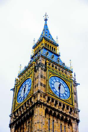 big ben - clock tower Stock Photo - 15532085