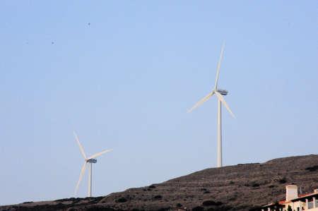 two eólic energy