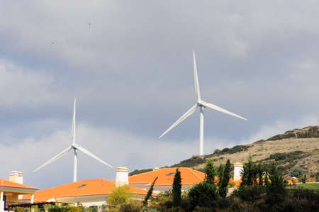 eólic wind energy Stock Photo - 15692041