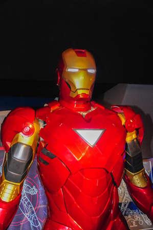 stark: Iron Man - Tony Stark