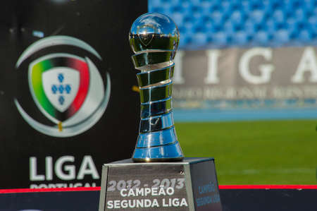 Belenenses Champions Second League - champions cup